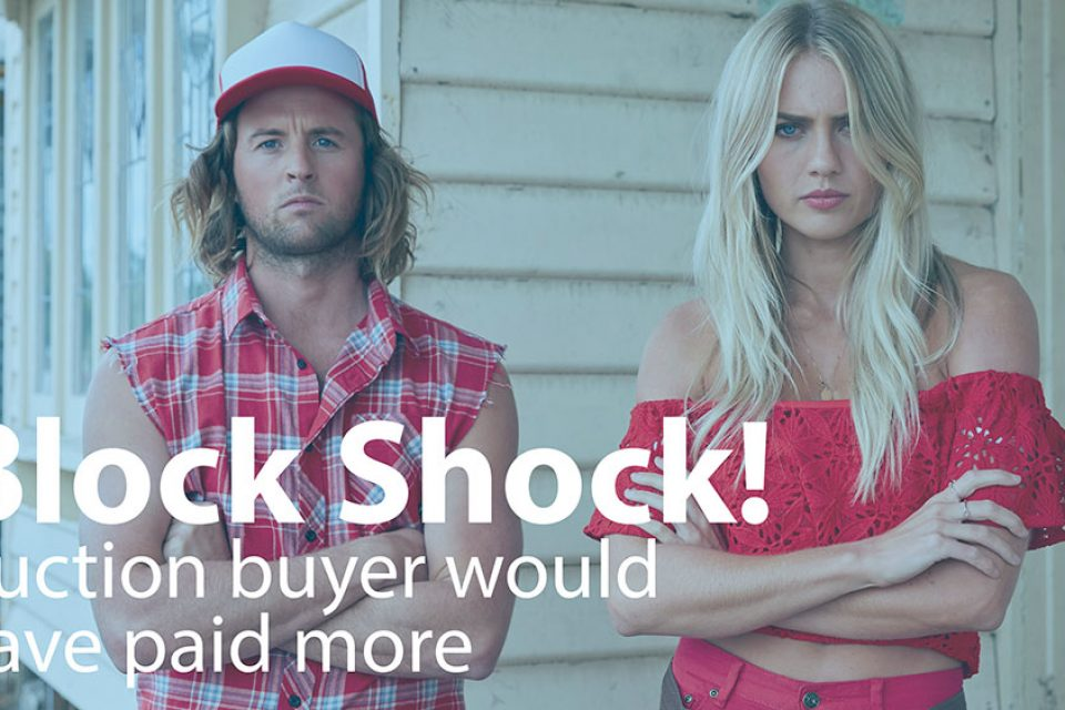 Block Shock!
