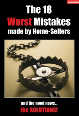 The 18 Worst Mistakes Made By Homesellers