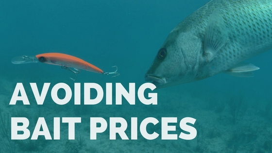 Avoiding bait prices