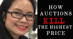 How Auctions Kill the Highest Price