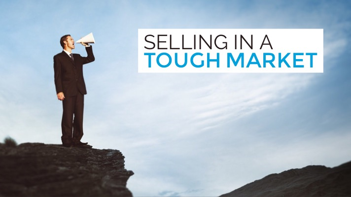 selling property in a tough market image