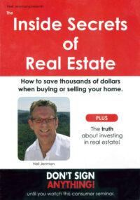 The Inside Secrets of Real Estate DVD