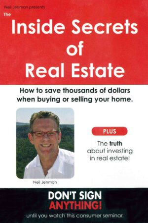 The Inside Secrets of Real Estate DVD