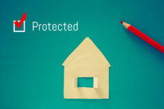 House insurance concept image